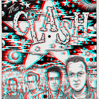 The Clash web